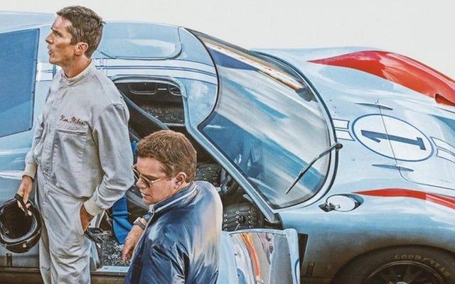 Anehnya Ford V Ferrari Disebut Le Mans '66 Di Inggris