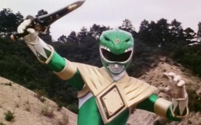 オリジナルのグリーンレンジャーが誤ってパワーレンジャープレミアから追い出された
