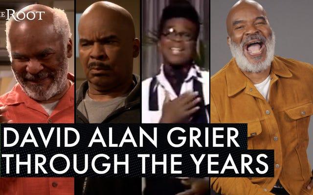 まだクールな子供たちの一人:デヴィッド・アラン・グリアが何年にもわたって最新かつ最も記憶に残る役割について語る