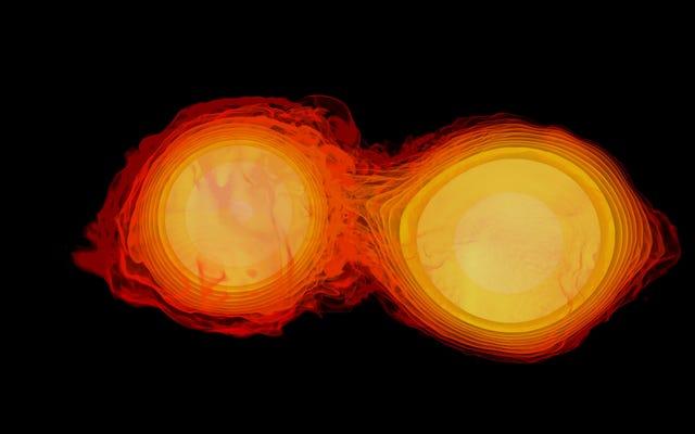 科学者は衝突するブラックホールがどこから来るのか理解できますか?