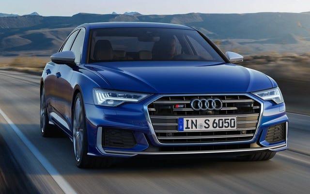 Audi S6 ปี 2020 เพิ่งเลิกพยายามซ่อนเซ็นเซอร์การขับขี่