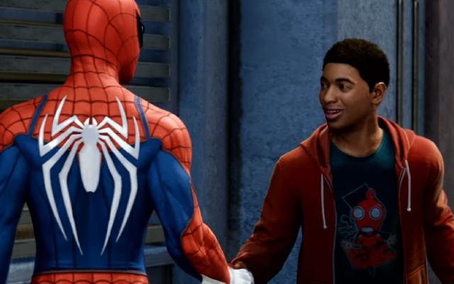 ソニーはPS4スパイダーマンプレーヤーのための無料のPS5アップグレードがないことを確認します