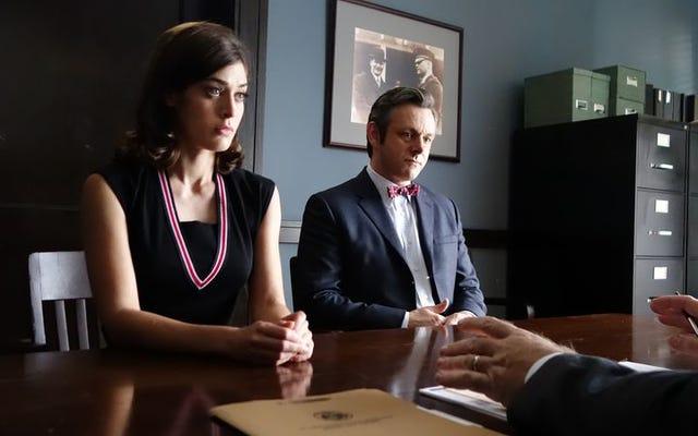 क्या होता है जब मास्टर्स ऑफ सेक्स का बिल और वर्जीनिया लड़ना बंद कर देते हैं?