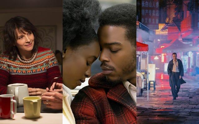 ニューヨーク映画祭からの派遣:ビールストリート、万引き家族、ノンフィクションなど