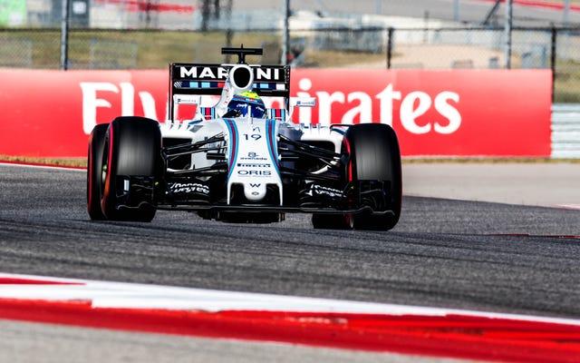 Jak działa garaż Formuły 1 w dniu wyścigu