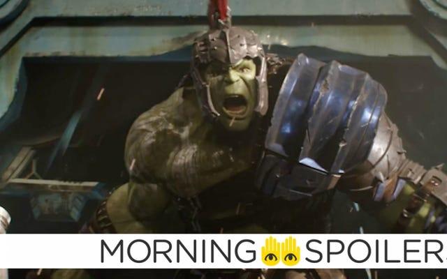 Mark Ruffalo da las probabilidades de una película de Hulk independiente