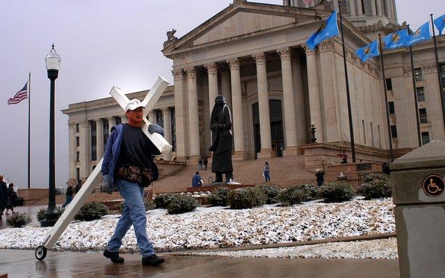 Федеральный судья разрешил возобновление абортов в Оклахоме