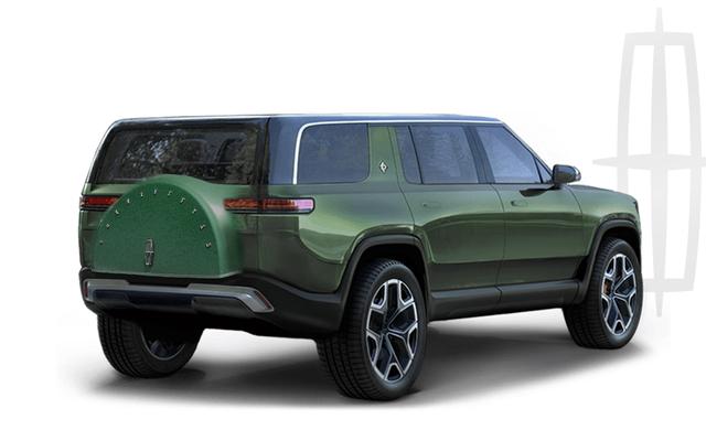 Une énorme collaboration Ford / Rivian va créer une Lincoln électrique