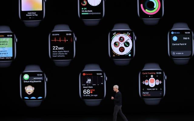 Appleは3つの新しい健康調査を開始し、あなたは参加することができます