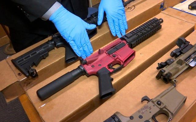 LA Şehri, Her Yerde İzlenemez Silah Kitleri Gönderdiği İddia Edilen Ateşli Silah Şirketine Dava Açtı