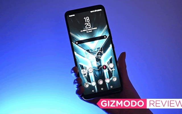 Có thể bạn không thích, nhưng ROG Phone 3 mới đạt hiệu suất cao nhất trên Android