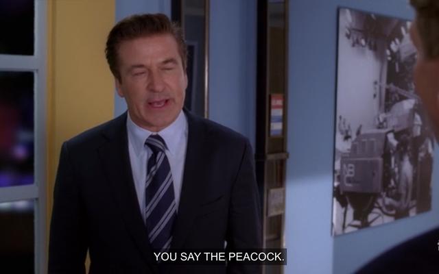 NBCのストリーミングサービスがセイヴドバイザベル、バトルスターギャラクティカを復活させる「あなたは孔雀を言う」ジョーク