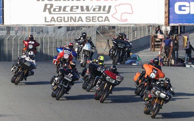 MotoAmerica organisera cette année une saison de cinq courses King Of The Baggers