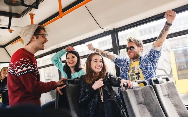 Aslında Otobüs Güzeldir