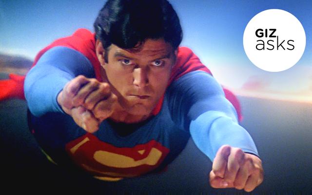 スーパーヒーローケープは空力的ですか?