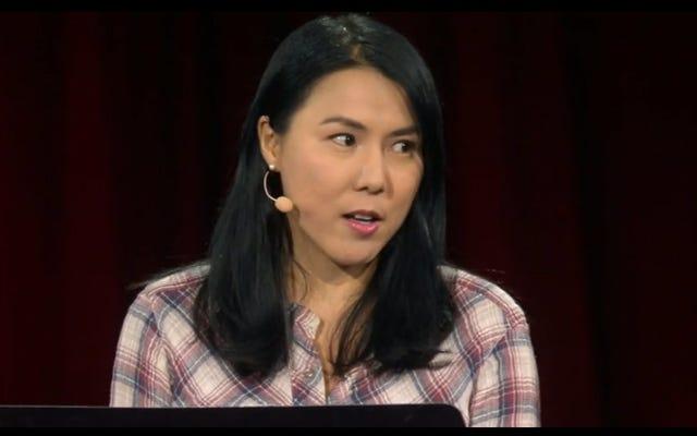 """Журналистка, работавшая под прикрытием в Северной Корее, продала свою книгу как мемуары в стиле """"ешь, молись, люби"""""""