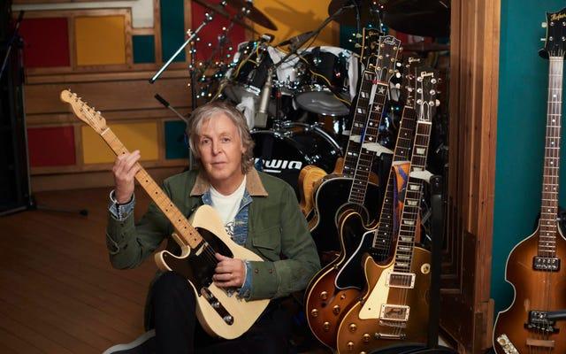 Avec McCartney III, Paul McCartney propose des leçons d'une vie légendaire