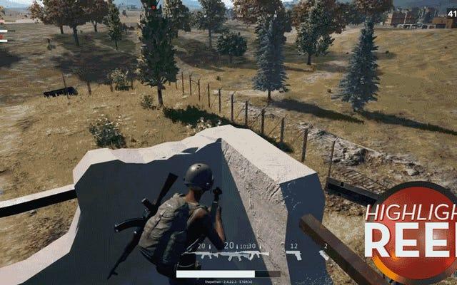 戦場のプレイヤーはドアを閉めるべきだった