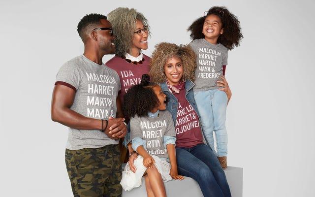 未来への黒人:ターゲットの黒人歴史月間は店頭にあり、私たちはすべてのものが欲しい