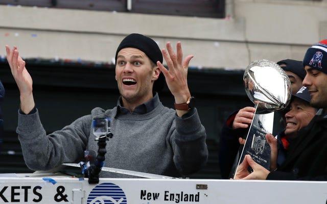 Peter King 프로필 소금을 마시고 웃는 그래서 천재인 Tom Brady