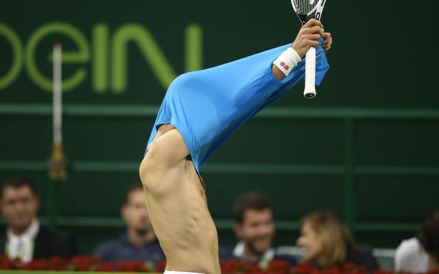 Co ciało Novaka Djokovica oznacza dla jego kariery?
