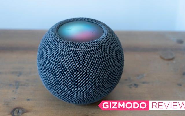 El HomePod Mini es un perfecto amo de casa inteligente