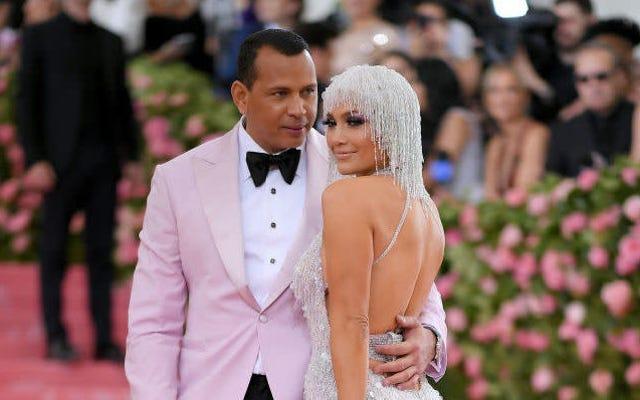 Les deux tiers des mariages de Jennifer Lopez ne comptent pas