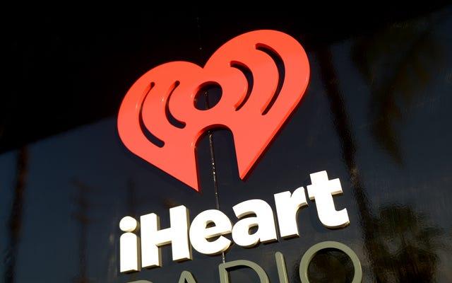 Radio Giant iHeartMedia объявляет о банкротстве, поскольку реалии цифровых технологий усиливаются
