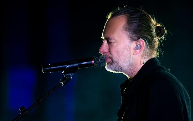 İyimser bir iyimser olan Thom Yorke, sonbahar turuyla ABD'ye dönüyor