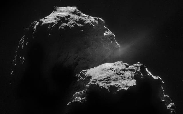 ทุกสิ่งที่เหลือเชื่อที่เราเรียนรู้จากการเดินทางไปยังดาวหางครั้งแรก