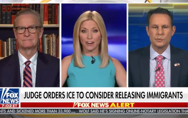 Fox Blonde rất lo lắng về khả năng bóc lột lao động nhập cư dưới lệnh cấm của Trump