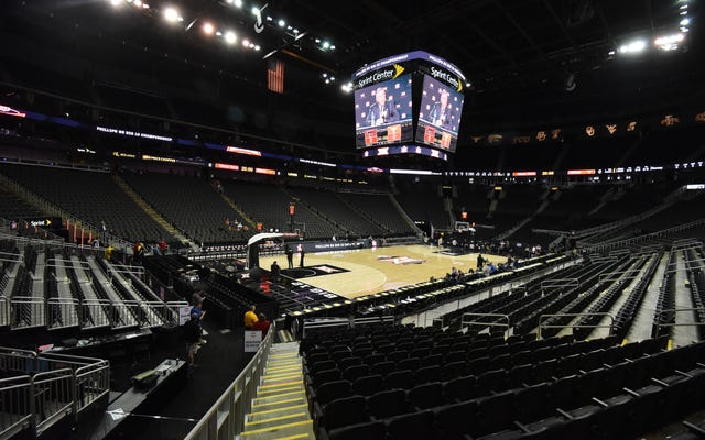 NBAとNCAAにはバスケットボールをする計画がありますか?