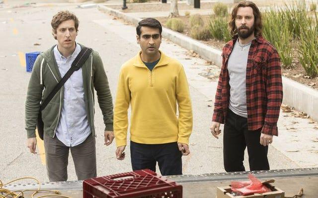 Une saison amusante si dispersée de la Silicon Valley arrive à une fin drôle si dispersée