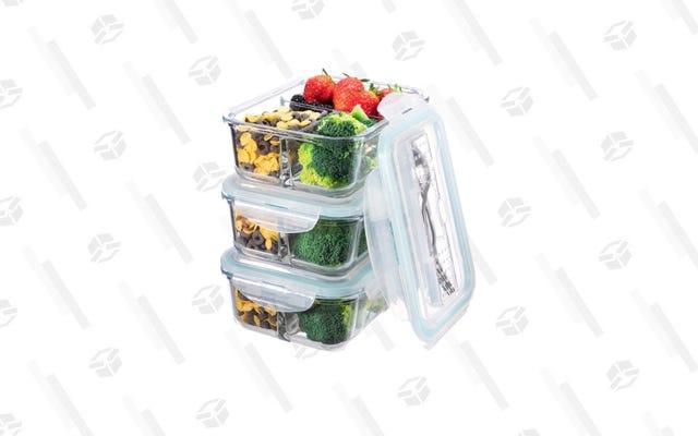Ahorre tiempo y dinero con este kit de preparación de comidas de $ 20