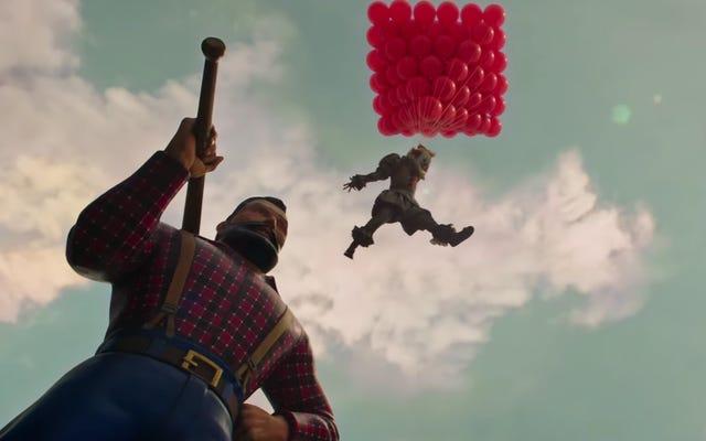 Bene, ora stanno inviando palloncini rossi raccapriccianti attraverso la posta