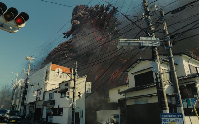 庵野秀明のスタジオがゴジラの続編トークで記録を更新