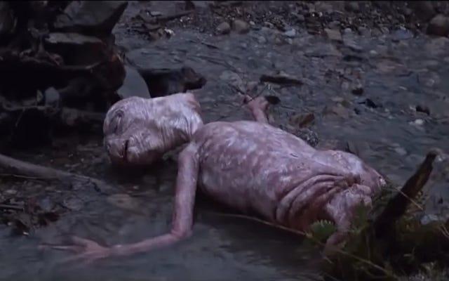 Jika Anda terluka oleh ET saat masih kecil, bersyukurlah sekuel ini tidak pernah dibuat