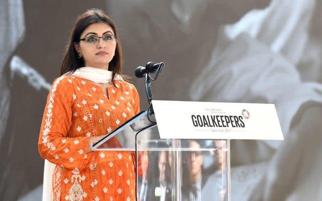 パキスタンの女性の権利活動家GulalaiIsmailは、ニューヨークで亡命を求めるために当局を首尾よく脱出した。