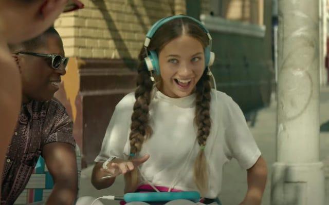 मैडी ज़िगलर सिया की मूवी डायरेक्टोरियल डेब्यू में एक ऑटिस्टिक कैरेक्टर निभा रही है
