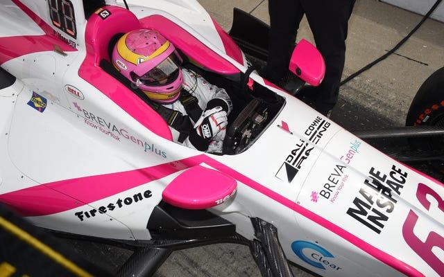 FIAはピッパマンに値しないが、彼女はとにかくそこにいるはずです