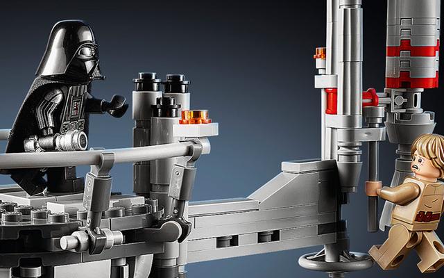 Busque sus sentimientos, ya sabe que el aniversario de Lego's Empire Strikes Back será genial