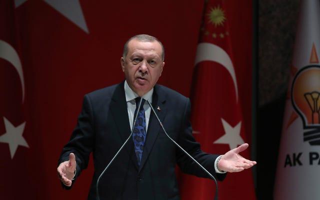Turecki sąd odrzuca zakaz Erdogana na Wikipedii