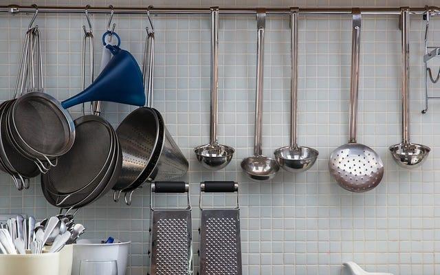 เครื่องครัวเหล่านี้อยู่ได้ตลอดชีวิตการทำอาหารของฉัน