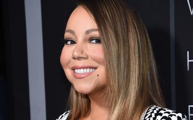 Le dernier numéro 1 de Mariah Carey? Ses mémoires les plus vendues