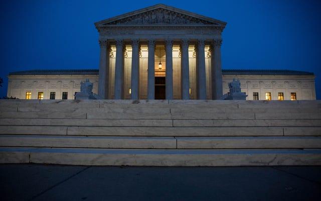 Zwycięstwo Trumpa równa się konserwatywnej większości w Sądzie Najwyższym