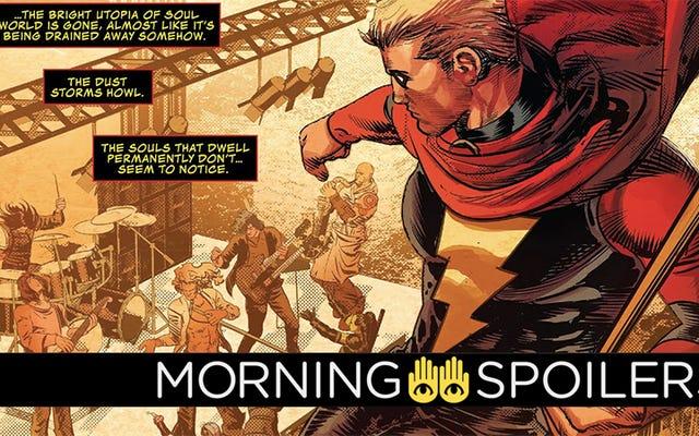 James Gunn se está poniendo tímido sobre ese personaje que todos conocemos que llegará a Guardians Vol. 3