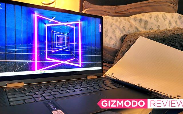 Lenovo no puede equivocarse con su computadora portátil Yoga 7i