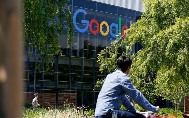 Google ने कथित तौर पर किराए पर लेने और भुगतान में भेदभाव में $ 3.8 मिलियन का जुर्माना लगाया