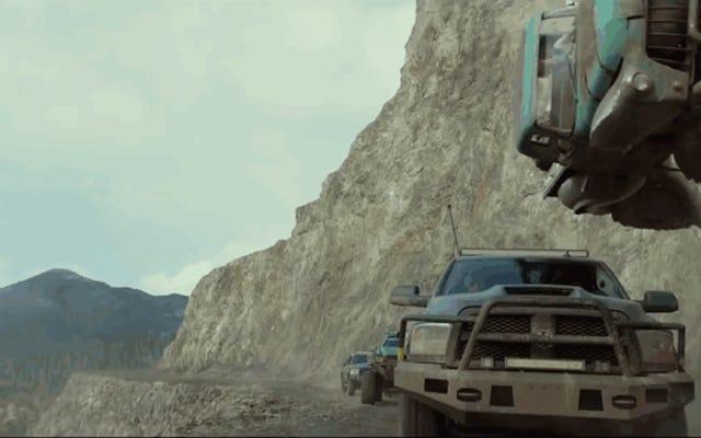 सच में बहुत बढ़िया लग रहा है राक्षस ट्रक मूवी से पहले $ 115 मिलियन खो जाने की उम्मीद है