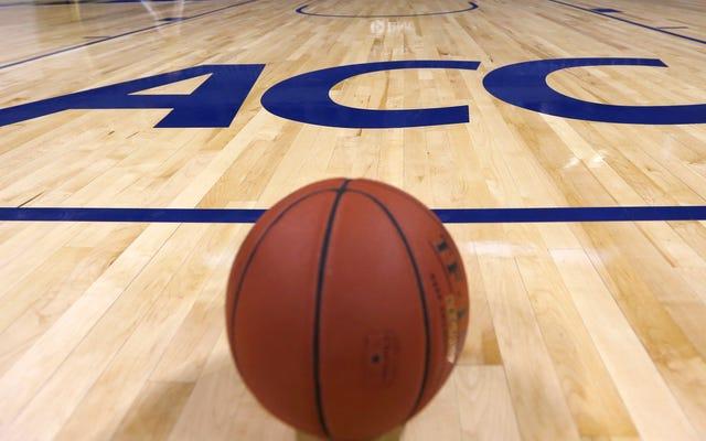 ACCの職員は、ESPNがまだ独自のネットワークを提供していることを学校に安心させます